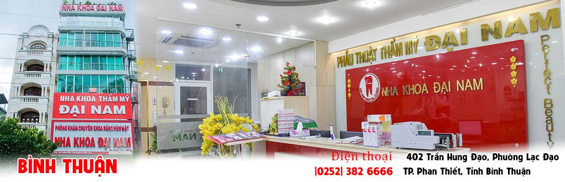 Chi nhánh Bình Thuận