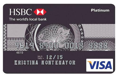 the hsbc visa
