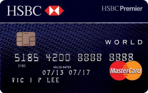 mastercard hsbc