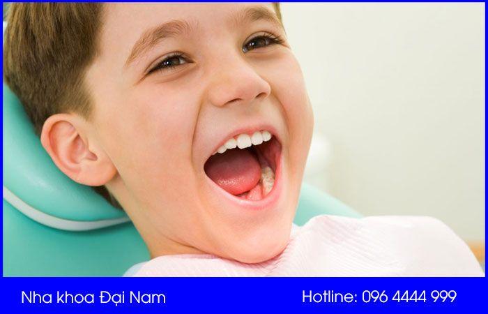 tìm hiểu về răng sữa