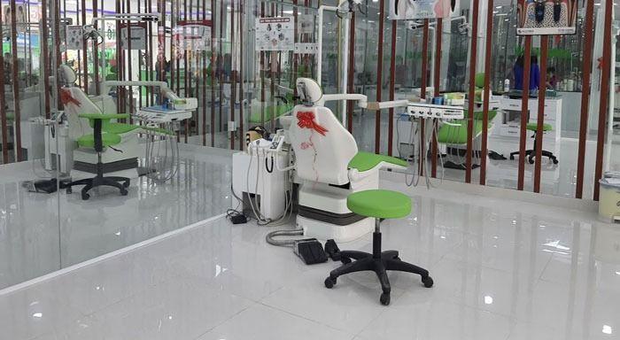 phòng điều trị nha khoa uy tín đại nam tại bình dương
