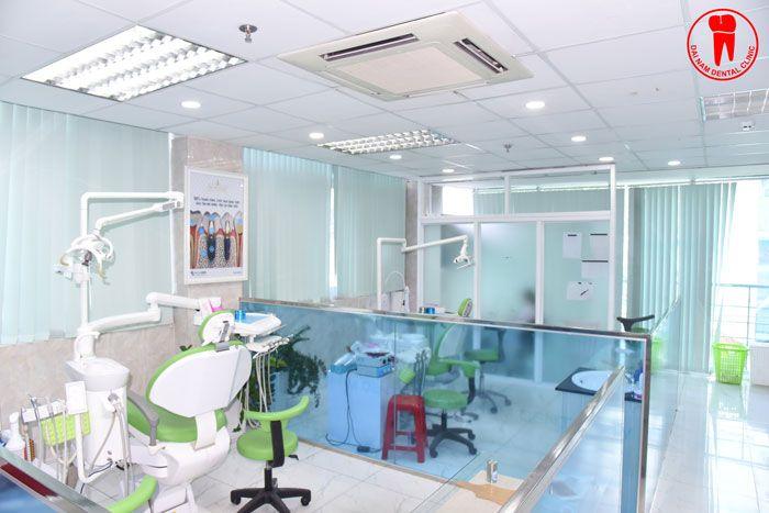 phòng điều trị nha khoa đại nam