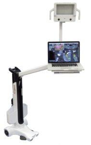robot navigation implant