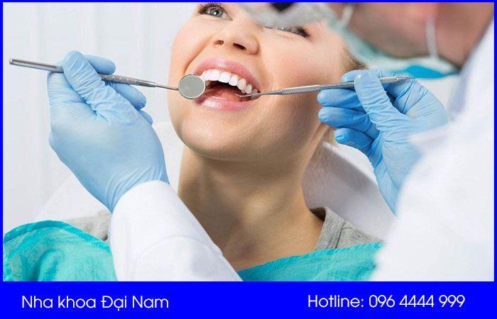 khắc phục tình trạng răng sứ bị ê khi uống lạnh