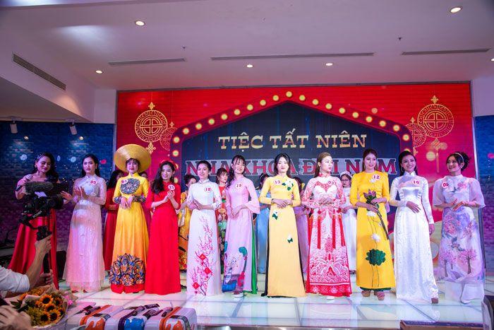 10 thí sinh xuất sắc được chọn vào vòng chung kết Hoa Khôi Đại Nam