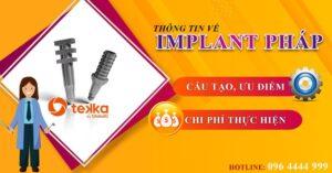 implant pháp tekka