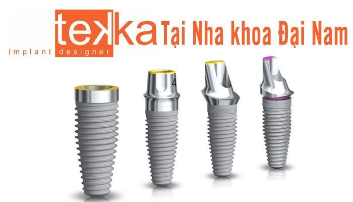 Implant Tekka - Implant hoàn hảo cho cấy ghép răng