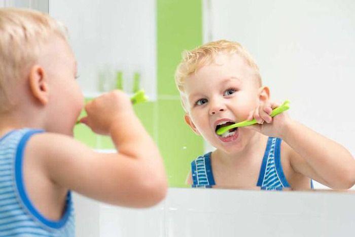 Loại kem đánh răng tốt cho trẻ