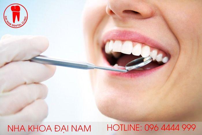 bọc răng sứ bị mỏi hàm