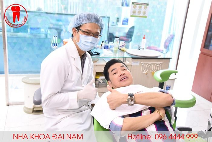 khắc phục tình trạng răng implant bị lung lay