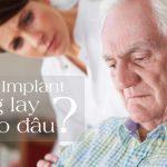 răng implant bị lung lay là do đâu