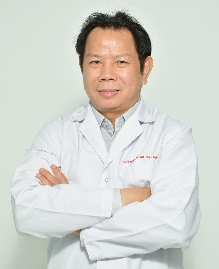 Bác sĩ Hồ Ngọc Tiên Trung