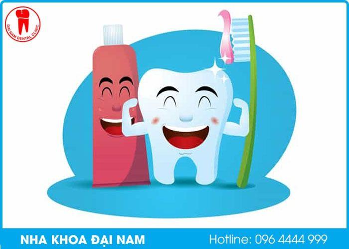 cách chăm sóc răng sau khi nhổ